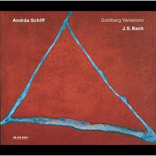 "J.S. Bach: Aria mit 30 Veränderungen, BWV 988 ""Goldberg Variations"" - Var. 20 a 2 Clav. (Live)"