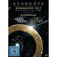 Stargate Kommando SG-1, Complete Box