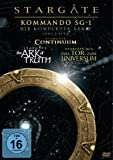 Stargate Kommando SG-1 - Die komplette Serie (inkl. Continuum, The Ark of Truth) [61 DVDs] -