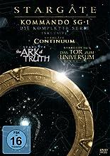 Stargate Kommando SG-1 - Die komplette Serie (inkl. Continuum, The Ark of Truth & Bonus-DVD) [61 DVDs] hier kaufen
