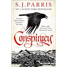 Conspiracy (Giordano Bruno 5) by S. J. Parris (2017-01-26)