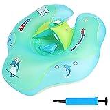 Baby Schwimmring, Aufblasbare Baby Float Für Kinder Kleinkind Kleinkinder Sicherheits Sitz Boot Pool Schwimmring Früherziehung Spielzeug Für Mädchen Jungen (XL)