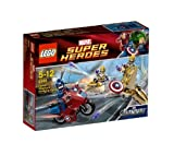 Marvel LEGO Super Heroes 6865: Captain America 's Night Cycle