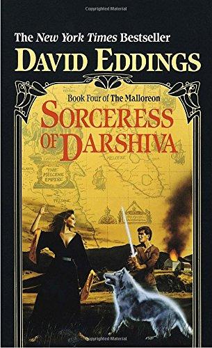 Sorceress of Darshiva (Malloreon (Paperback Random House))