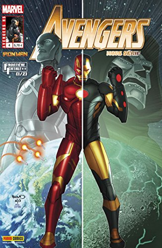 Avengers, Tome HS 4 : Iron man-fatal frontier 1/2