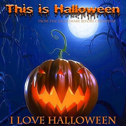 This Is Halloween from the Nightmare Before Christmas (feat. Tom Rossi, Vidura Barrios & Mukti Garceau)