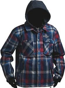 Billabong Men's Shout Snow Jacket - Rust, X-Large