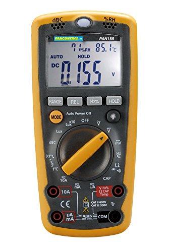Preisvergleich Produktbild Pancontrol Digitalmultimeter, PAN 185