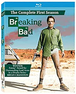 Breaking Bad - Season 1 (Blu-ray + UV Copy) [Region Free]