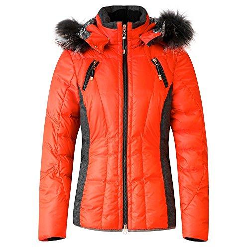 Sportalm Skijacke Lyapo für Damen (orange/grau)-40
