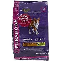 EUKANUBA Puppy Razas Medianas - 3 kg