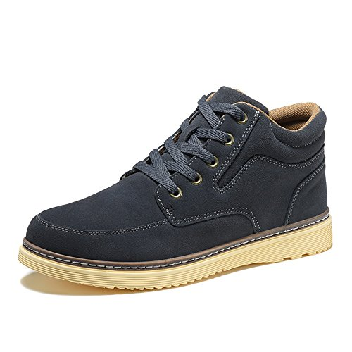 FEIFEI Scarpe da uomo Primavera e autunno tempo libero Tide Shoes 5 colori ( Colore : 05 , dimensioni : EU42/UK8.5/CN43 ) 03