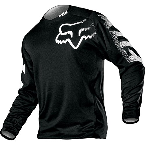 Fox Jersey Blackout - Negro, XXL
