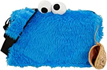 Sesamstraße Bolso bandolera, azul (Azul) - 0122033