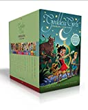 Goddess Girls Sparkling Collection: Athena the Brain; Persephone the Phony; Aphrodite the Beauty; Artemis the Brave; Athena the Wise; Aphrodite the ... the Lucky (Goddess Girls (Paperback))