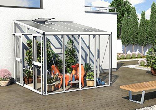 Vitavia Pavillon-Nachrüstsatz weiß Helena 7000
