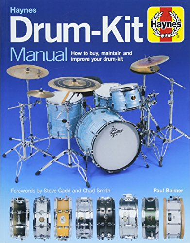 Drum kit manual (Haynes Manuals)