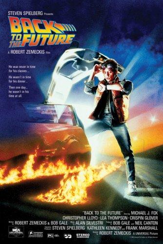 Poster Revolution Pyramid International PP0830, Maxi poster, Back To The Future, Ritorno al futuro, 61 cm x 91.5 cm [Lingua Inglese]
