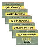 Papier d'Armenie - Triple - Lot ...