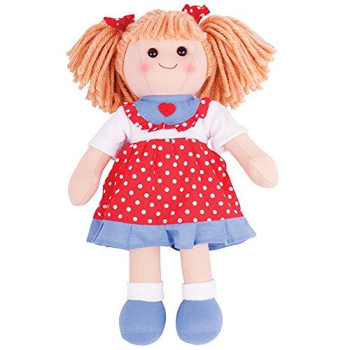 Doc Mcstuffins Outfits - Bigjigs Toys Emily 34cm