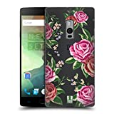 Head Case Designs Rosen Flower Power Ruckseite Hülle für OnePlus 2 / Two