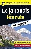 Le japonais pour les nuls en voyage !