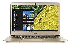 Acer Swift 3 SF314-51 14-Inch Notebook - (Luxury Gold) (Intel Core i5-7200U, 8 GB RAM, 256 GB SSD, Windows 10)