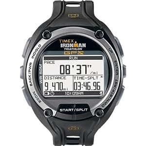 TIMEX IronMan Global Trainer Laufcomputer Bodylink-System GPS-Technologie T5K267