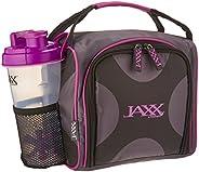 Fit & Fresh Original Jaxx FitPak Insulated Meal Prep Bag with Portion Control Contai