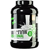 ZEC+ WHEY CONNECTION Eiweiß-Drink mit 30% Whey Isolat Molkenprotein, Verdauungsenzymen Papain, Bromelain und probiotischen Milchsäurebakterien - Peanut Butter, 1 kg