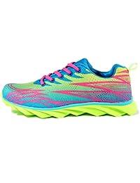 Hombre para Zapatillas de Zapatos para Correr en Montaña y Asfalto Aire Libre y Deportes Running
