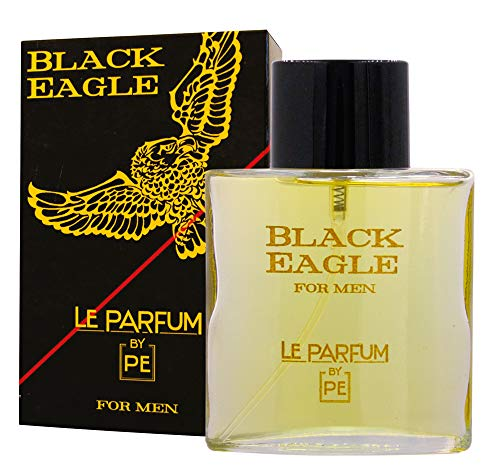 LE PARFUM DE FRANCE Black Eagle Eau de Toilette Homme 100 ml