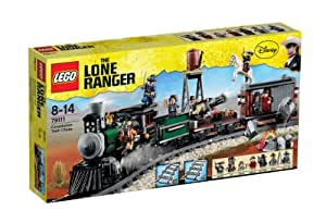 Lego The Lone Ranger 79111 - Assalto al treno