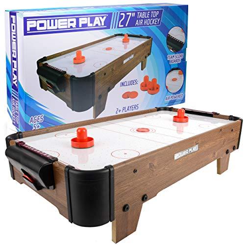 PowerPlay TY5895DB Air-Hockey-Spiel für den Tisch