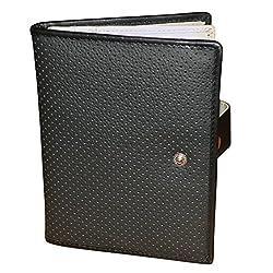 Style98 Unisex Leather Passport Wallet||Credit/Debit Card Holder