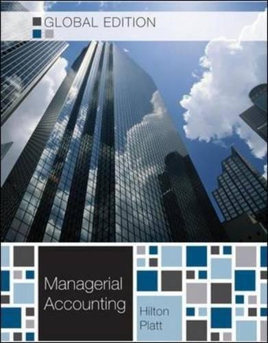 Managerial accounting (Economia e discipline aziendali)