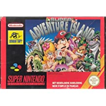 Super adventure Island - Super Nintendo - PAL
