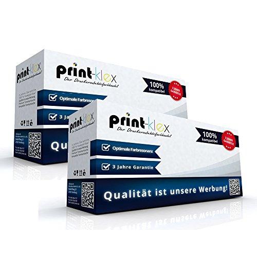 2x Cartouches d'encre Compatibles pour Epson tmj7000tmj7500tmj7500p tmj7500s Galleries tmj9000C33s020407sjic8Black Noir–Office Pro Serie