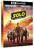 star wars - solo: a star wars story (blu-ray 4k ultra hd+2 blu-ray) BluRay Italian Import