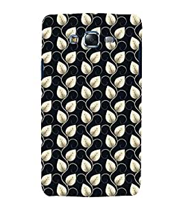 printtech Floral Leaf Vine Pattern Back Case Cover for Samsung Galaxy Core i8262 / Samsung Galaxy Core i8260