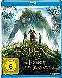 Espen und die Legende vom Bergkönig [Blu-ray] (Blu-ray)