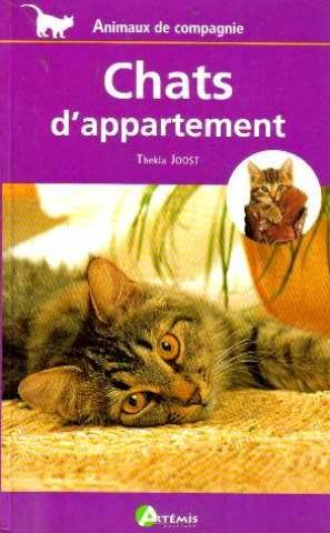Chats d'appartement