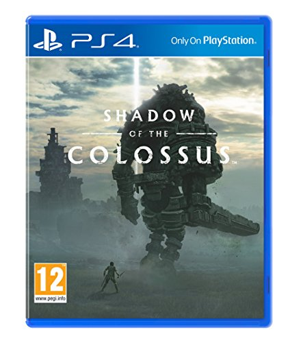 Shadow Of The Colossus (PS4) (precio: 34,95€)