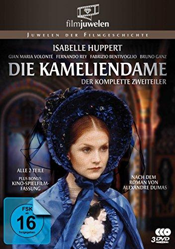 Bild von Die Kameliendame - Kinofassung + Extended Version (Fernsehjuwelen) [3 DVDs]
