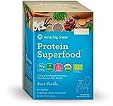 Protein Superfood, Pure Vanilla - 10 sachets (310g)