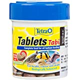 Tetra Tabimin 120 Tabs Tablet Tropical Sinking Bottom Feeding Fish Tank Food