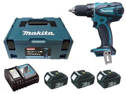 Preisvergleich Produktbild Makita Maki Akkuschr. DDF456RF3J 18V bu