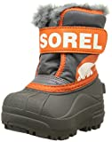 Sorel Snow Commander, Unisex Kids' Snow Boots