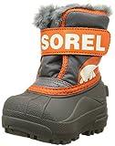 Sorel Snow Commander, Unisex Kids' Snow Boots