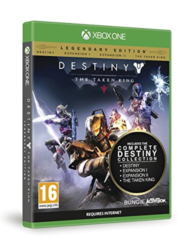 Destiny: The Taken King - Legendary Edition [Importación Inglesa]